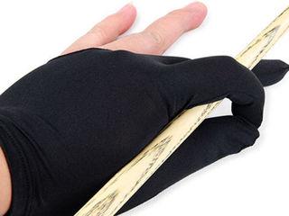 Manusa universala cu 3 degete pentru joc biliard