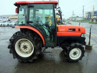 Tractor japonez Kubota KL340