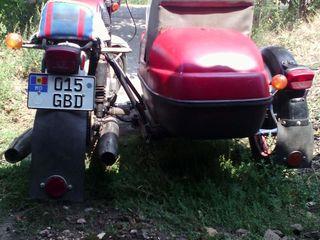 Jawa С коляской