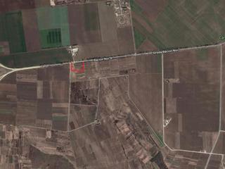 Se vinde teren agricol Băcioi 43 sote pe traseul Chișinău-Cimișlia