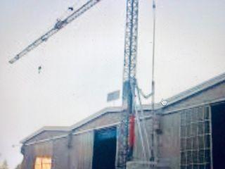 Кран башенный Benedini