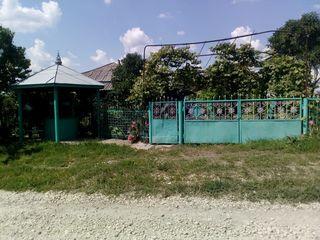 Продам Дом 76м2 + 14 соток, гараж. В Рышканах. ТОРГ уместен.