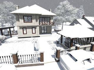 Проектирование частных коттеджей и домов