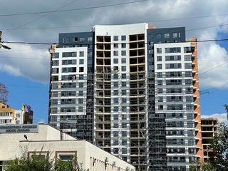 Apartament pe Bulevardul Mircea Cel Batrin 45m2