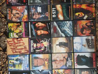 Продам колекцию оригинальных DVD фильмов