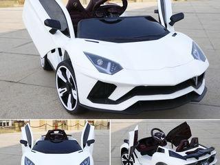 Яркие и красочные детские электромобили по доступным ценам !! Цены начиная от 3100 лей !!