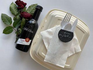 Пакеты для поминального стола и для поминок / обед и помана