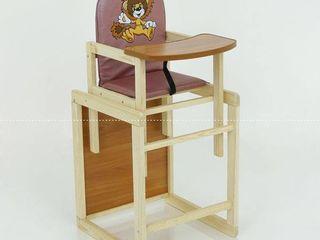 Scaun pentru hranit transformer carapuz 520 lei стульчик-трансформер для кормления 520 леев