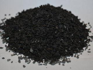 Грунт для аквариума черный Базальт около 10 кг