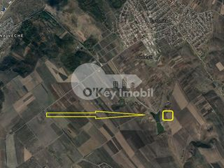 Teren agricol cu bonitate înaltă 6.9, 740 ari, Colonița 52500 €