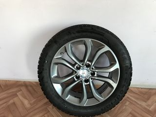 Mercedes discuri+scaturi 225/50r17