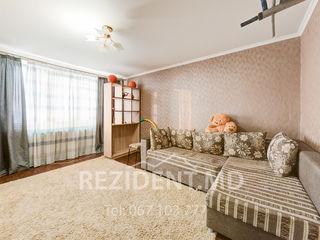 Apartament cu o camera in sectorul Riscani in bloc vechi(chirie)