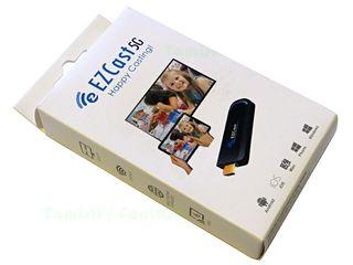 Беспроводной HDMI adapter Ezcast 5G Mirror2TV для смартфонов,планшетов и ноутбуков