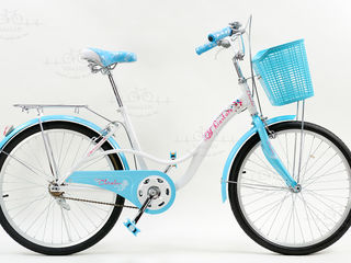 Biciclete in rate