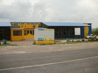 Торговый объект с выходом на центральную магистраль.