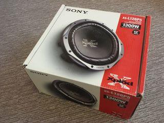 Subwoofere Sony X-plod XS-L126P5 Noi in cutie