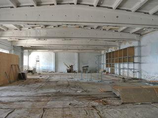 20 леев квадратный метр сдаются производственно-складские помещения, р-н Северный вокзал.