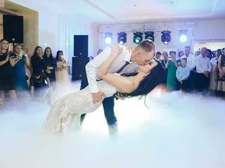 Dansul mirilor , первый танец