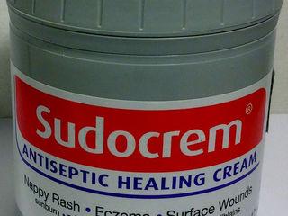Sudocrem Antiseptic Healing Cream 400gr.годен до 14/10/2021