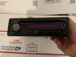 Автомагнитола Kenwood KDC-MP345U USB (оригинал)
