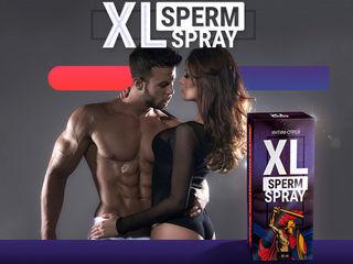 Спрей XL Sperm Spray