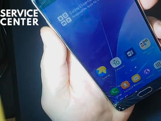 Samsung Galaxy A5 2015 (SM-A500F/DS) Разбил стекло - заменим его!