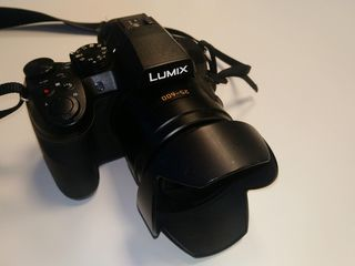 Panasonic lumix fz 300 4k video srocino!!!