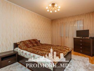 Botanica! 3 camere separate, euroreparație, mobilă! 49 500 euro!