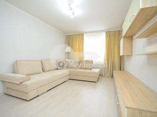 Apartament cu 2 camere, reparație euro, Centru, 350 € !