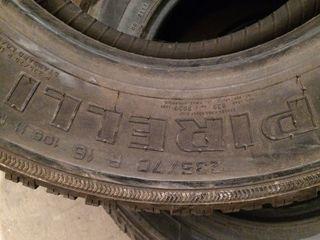 Pirelli R16 235/70 5mm