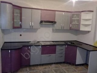 Big kitchen 0.9/3.2/1.5 m (Gray)