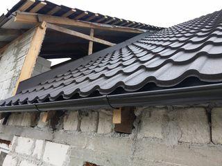 Reparam acoperisuri si montam tigla 100 lei/m2