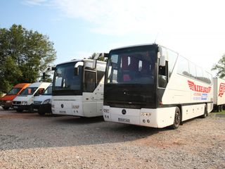 Moldova Italia transport