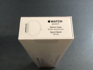 Apple Watch 38mm (Seria 3) - eur 225 (nou / sigilat)