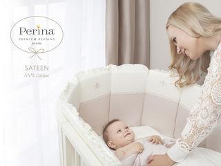 Lenjerie de pat pt copii, детские постельные комплекты тм perina (Belarus) !!!