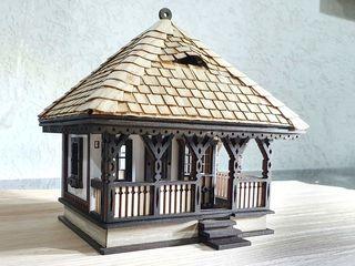 Casa traditionala moldoveneasca