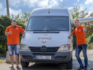 Transport marfa evenimente (Hamali) - Mutari – Debarasari in toata Republica Moldova