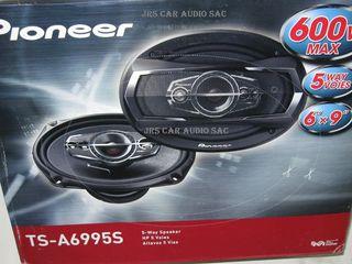 Новые овалы Pioneer TS-A6995R 600w -600 лей за пару