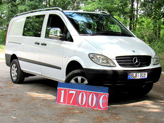 Mercedes Vito 115 4X4