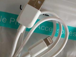 iPhone универсальный usb-кабель, он поддерживает дату синхронизации и зарядки - 60 лей  Технические