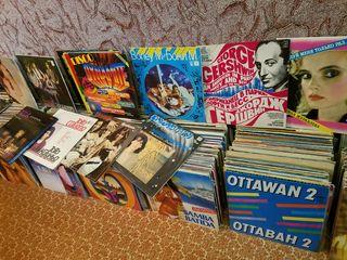 Vinyl. Виниловые пластинки.