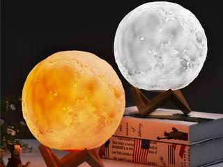 Светильник-ночник 3 D Moon light