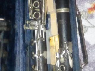 Продам кларнет G. Rudolf Uebel Wohlhausen