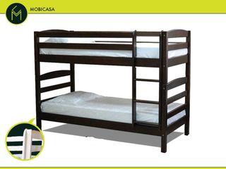 Детская кровать Л-303 из натурального дерева, премиум качество!