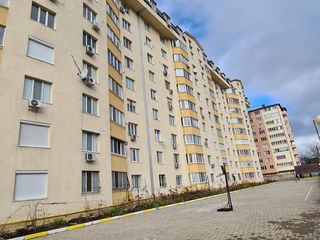 Apartament cu ogradă îngrădita, pază si parcare subterană (Rom-Prim)
