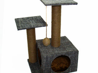 Когтеточки для кошек в наличии и на заказ от 180 лей.