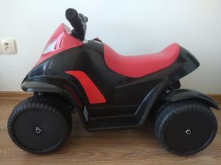 Детский квадроцикл / ATV electric pentru copii