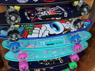 Скейтборды , ролики