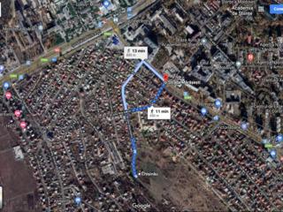 Vânzare teren! or. Codru, str. Miorița, pentru construcții, 6 ari, 15.400 euro!
