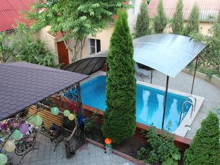 Vip Casă,Terasă,Piscină.   Два бассейна. VILA de  chirie VIP до -6 человек. шикарный vip дом
